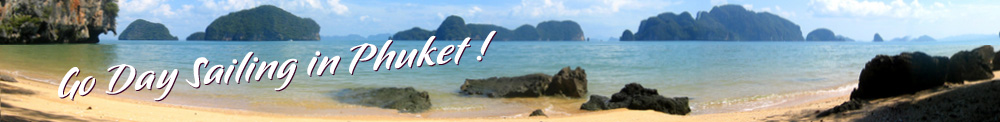 go sailing in Phuket with family or group